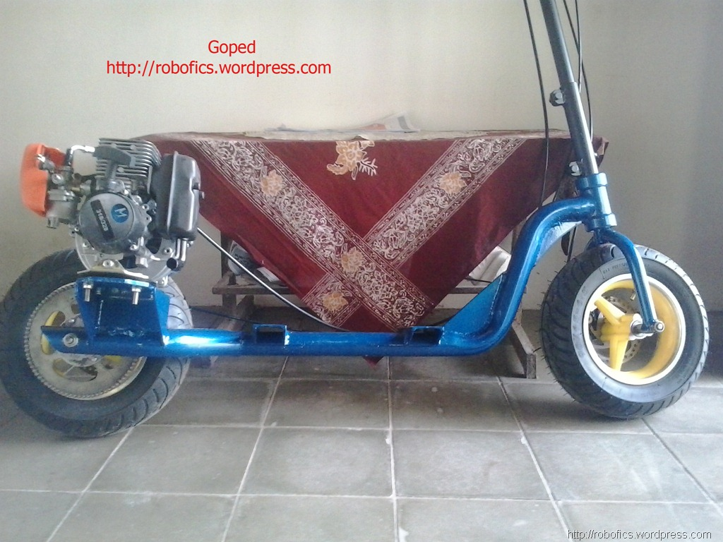 Aliran Modifikasi Motor Otoped Konsepmodif