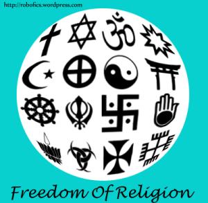 kebebasan beragama